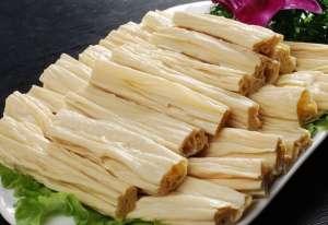 腐竹的功效与作用 吃腐竹的好处
